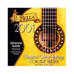 CUERDAS LA BELLA 2001 CONCERT SERIES